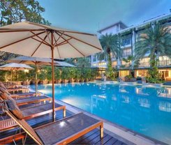 Andaman Beach Suites Hotel is location at 60/12 Rat Uthit Song Roi Pee Rd., Phuket