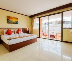 Bauman Ville Hotel is location at 158/8, Nanai Road, Patong Beach, Phuket