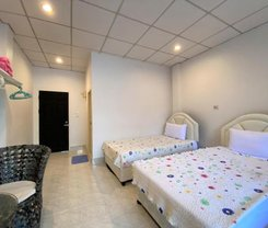 Som Guesthouse is location at 52/13-14, Rat-u-thit rd, T.Patong, A.Kathu, Phuket