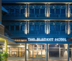 The Blanket Hotel Phuket Town is location at 95/19-21 Montri Road Tambon Talat Yai, Amphoe Mueng