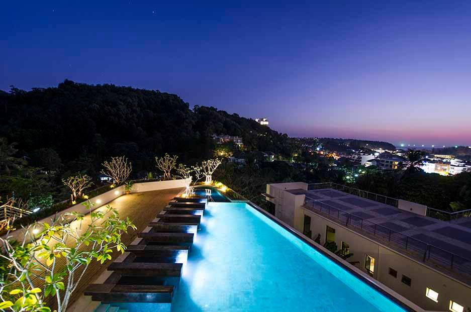 This 1 bedroom / 1 bathroom Apartment for sale is located in Karon on Phuket