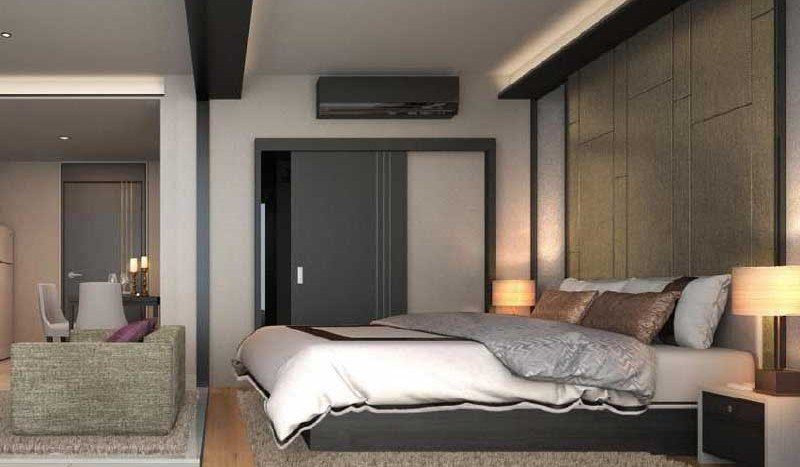 1 bedroom / 1 bathroom Apartment in Surin is available for sale, or re-sale.