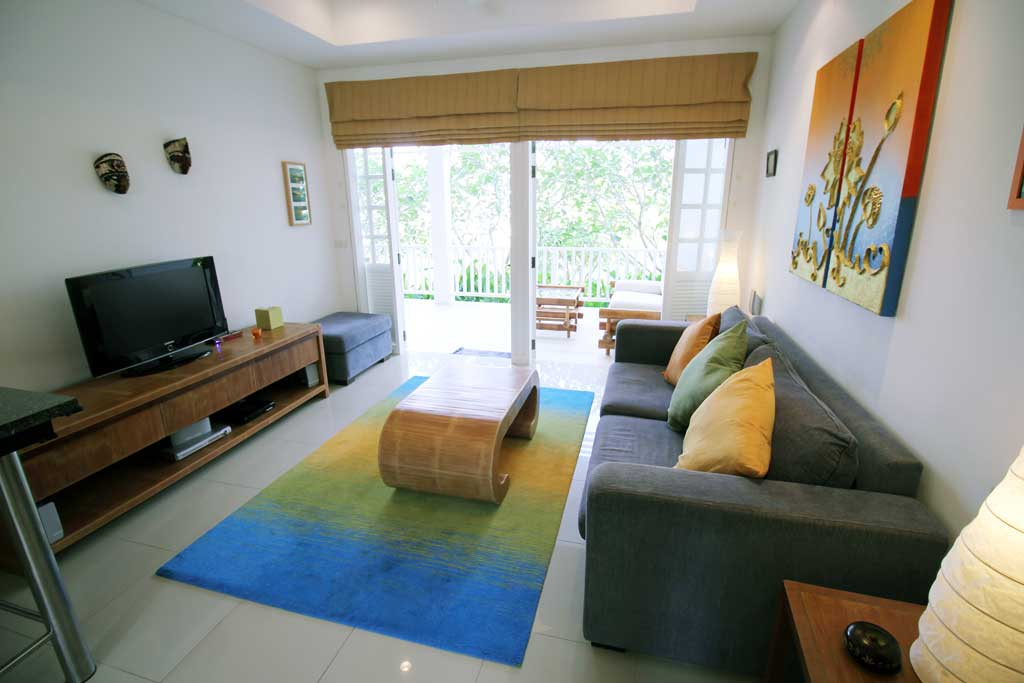 1 bedroom / 1 bathroom Apartment in Cherng Talay is for sale, or re-sale.