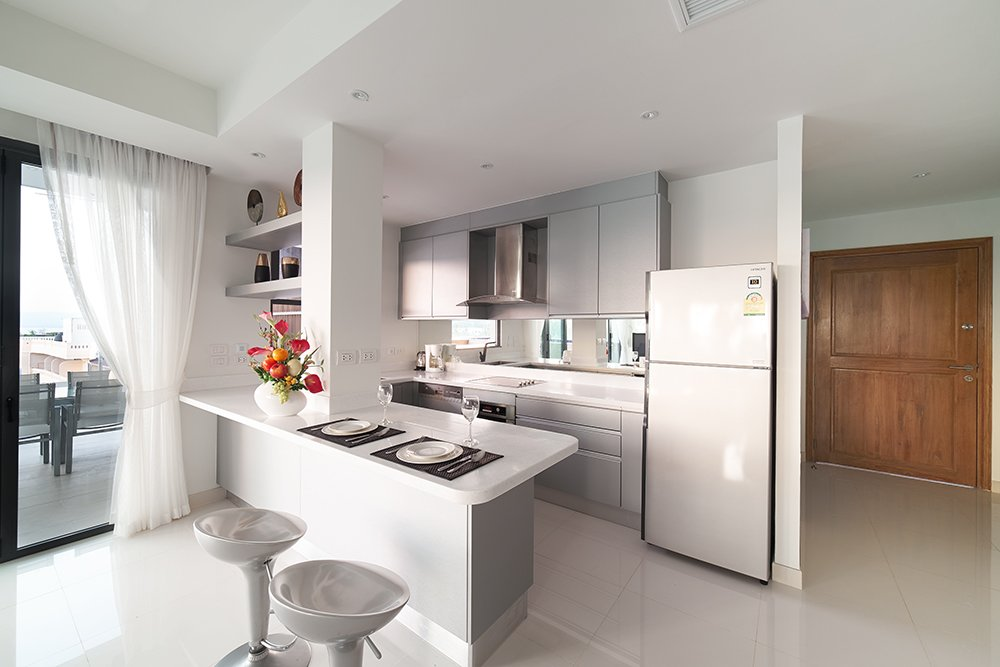 3 bedroom / 2 bathroom Apartment in Surin is on the market for sale, or re-sale.