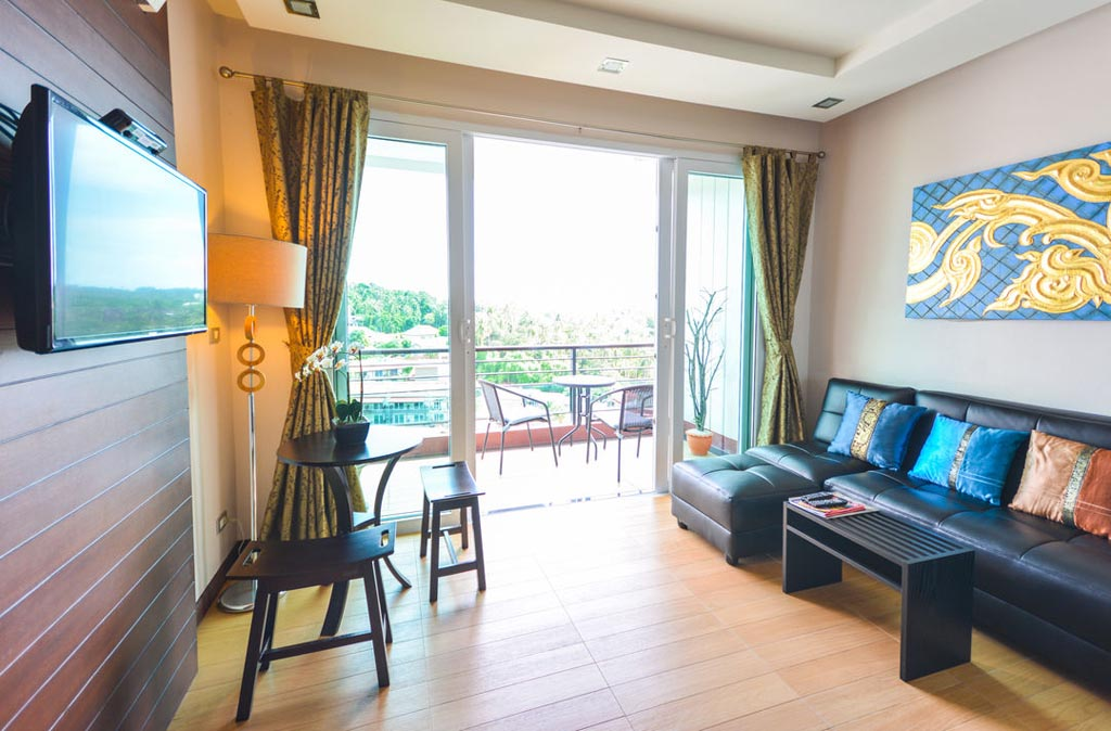 1 bedroom / 1 bathroom Apartment in Karon is on the market for sale, or re-sale.