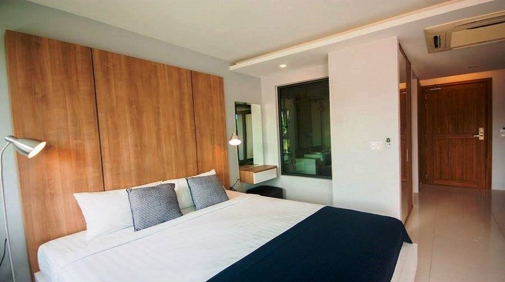 1 bedroom / 1 bathroom Apartment in Rawai is for sale, or re-sale.