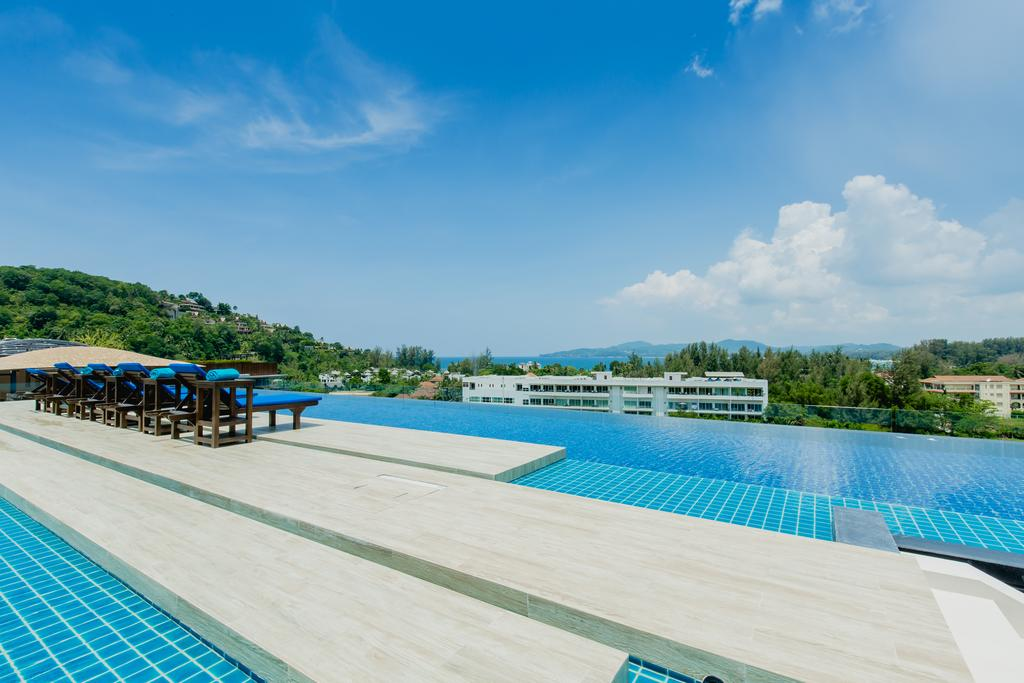 This 1 bedroom / 1 bathroom Apartment for sale is located in Surin on Phuket