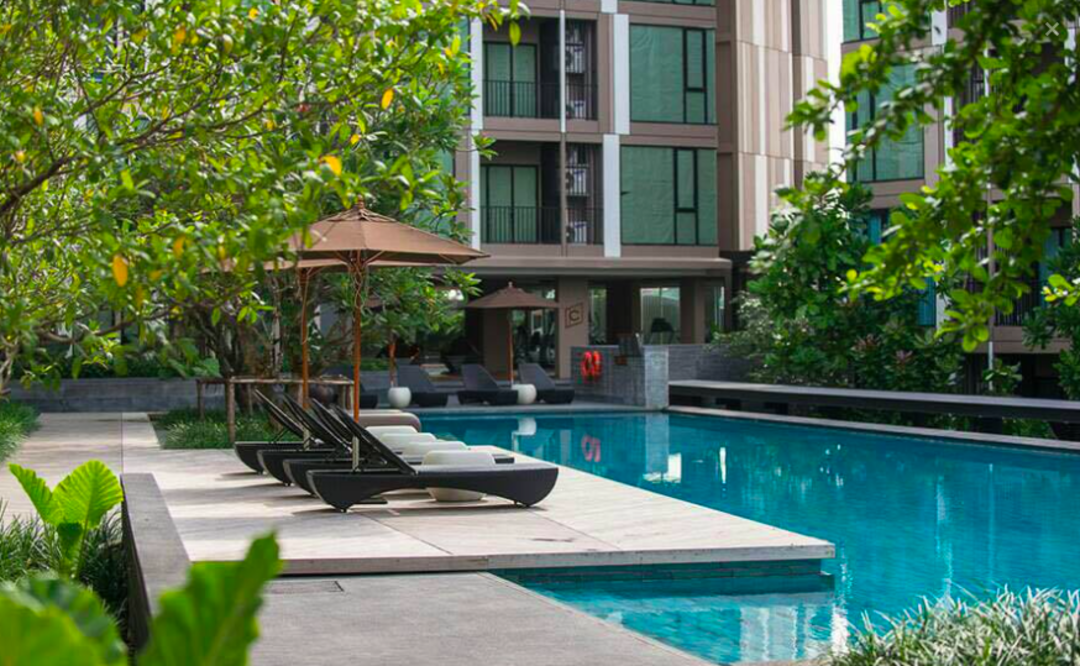 This 1 bedroom / 1 bathroom Apartment for sale is located in Phuket Town on Phuket