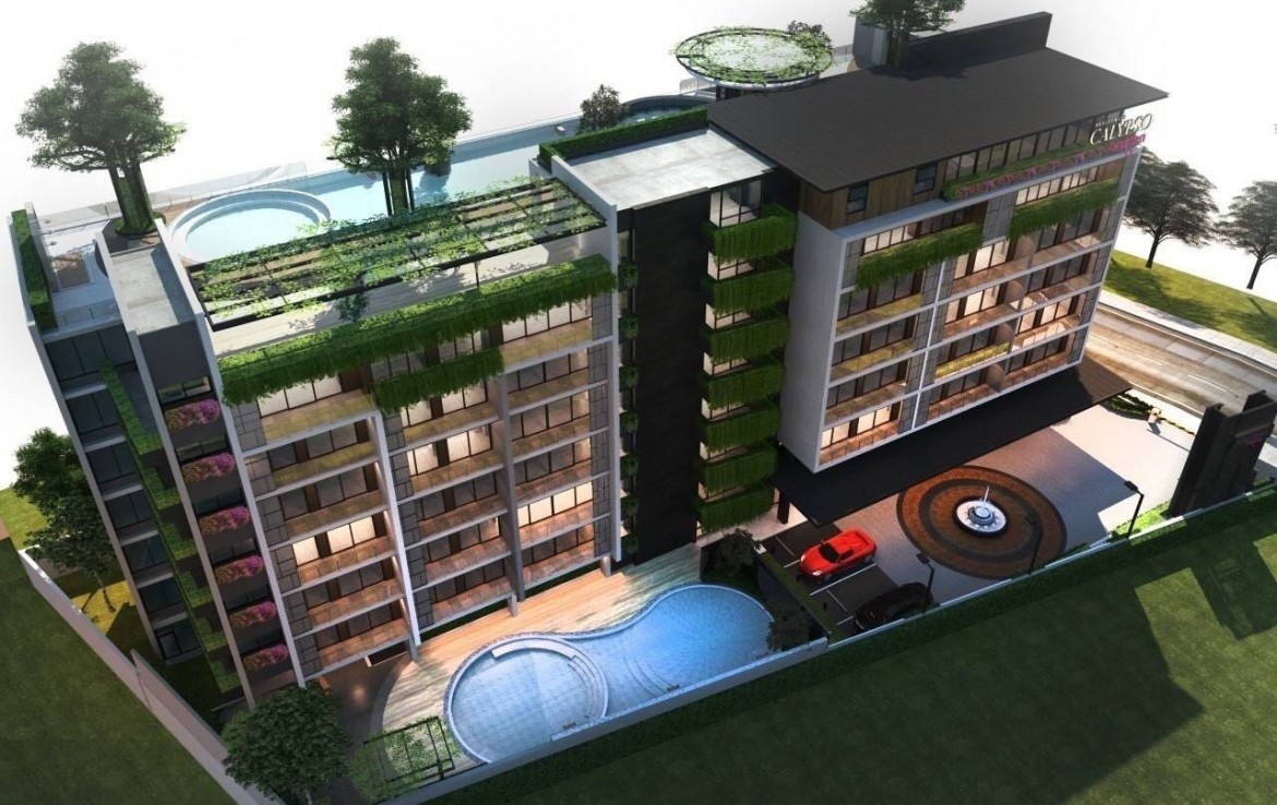 2 bedroom / 2 bathroom Apartment in Nai Harn is for sale, or re-sale.