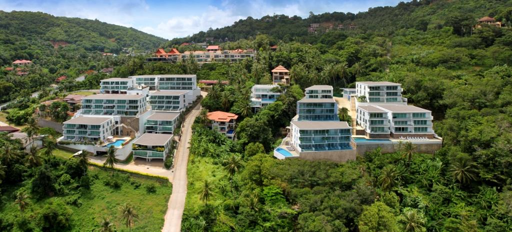 This 2 bedroom / 2 bathroom Apartment for sale is located in Kata on Phuket