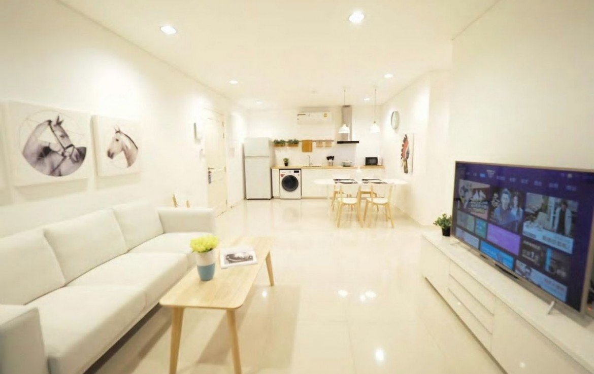 This 3 bedroom / 2 bathroom Apartment for sale is located in Kamala on Phuket