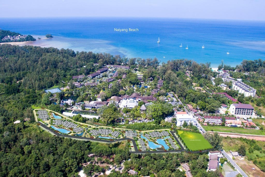This 1 bedroom / 1 bathroom Apartment for sale is located in Nai Yang on Phuket