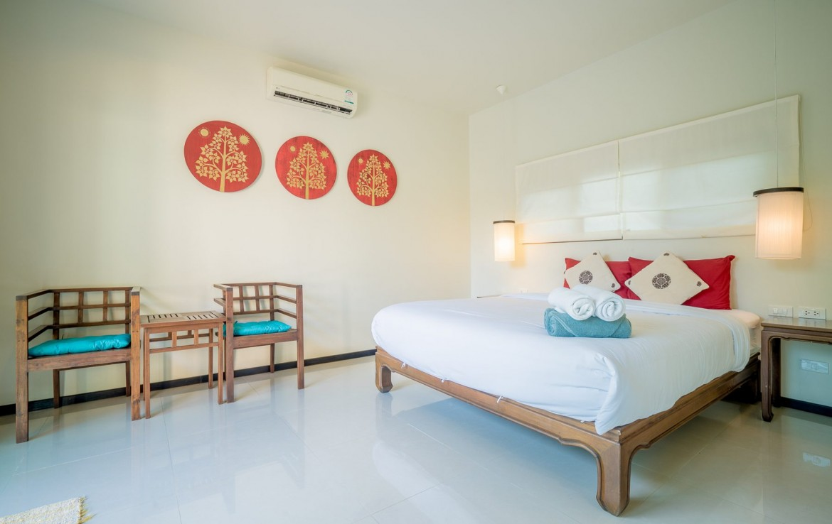 3 bedroom / 3 bathroom Villa in Nai Harn is for sale, or re-sale.