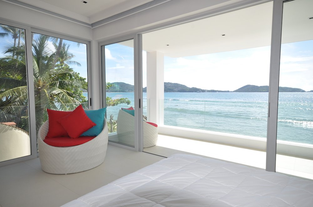 This 3 bedroom / 3 bathroom Villa for sale is located in Patong on Phuket