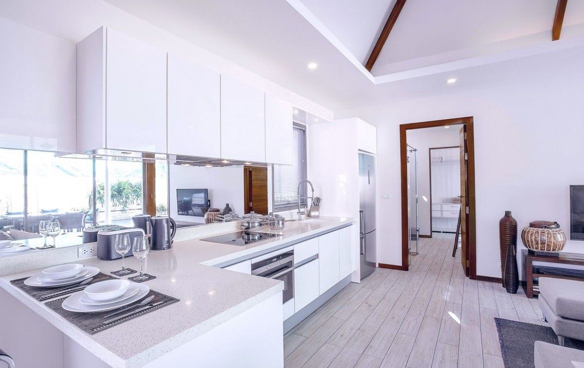 This 3 bedroom / 3 bathroom Villa for sale is located in Natai on Phuket