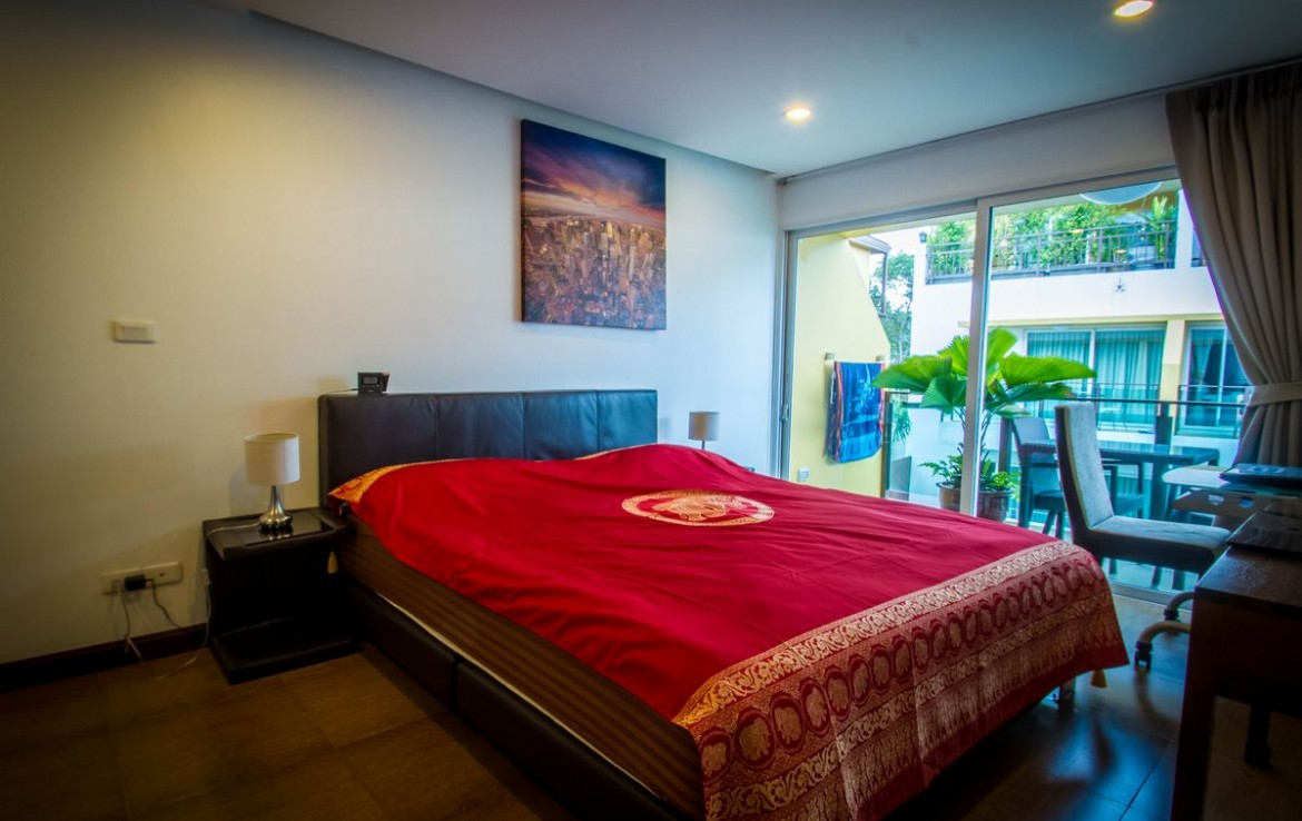 This 3 bedroom / 4 bathroom Villa for sale is located in Kamala on Phuket