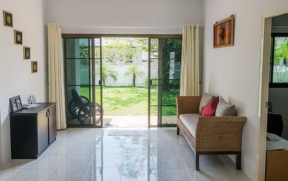 This 3 bedroom / 2 bathroom Villa for sale is located in Thalang on Phuket
