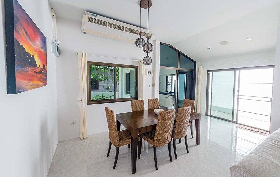 3 bedroom / 2 bathroom Villa in Thalang is on the market for sale, or re-sale.