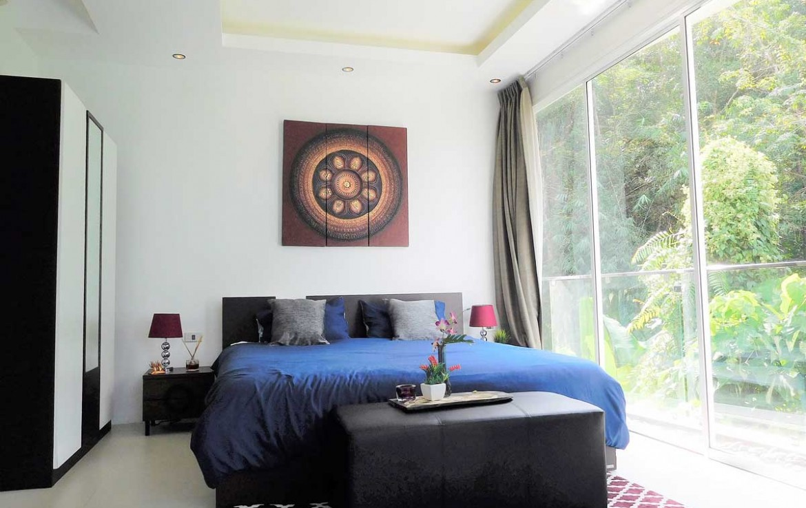 This 2 bedroom / 2 bathroom Villa for sale is located in Kamala on Phuket