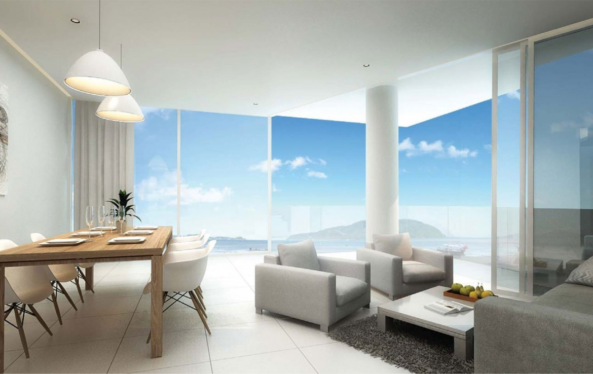 This 2 bedroom / 2 bathroom Apartment for sale is located in Rawai on Phuket